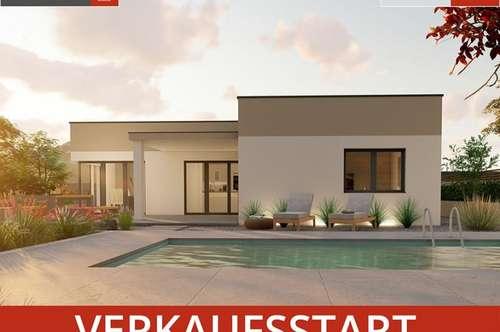 Verkaufsstart: Ziegelhaus + Grund in Pucking ab € 374.290,-