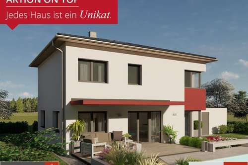 Haus + Grund ab €273.361,- in Roitham-Kemating sichern!