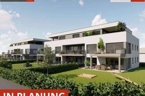 ***In Planung - Hochwertige Eigentumswohnungen  im Ortskern von Pettenbach***