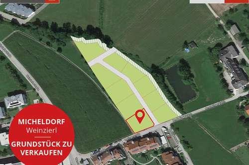 Micheldorf: Ihr EIGENES Grundstück um € 98.685,-