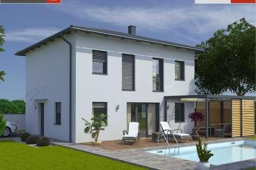 Ziegelhaus + 628 m² Grund in Pucking ab € 411.955,-