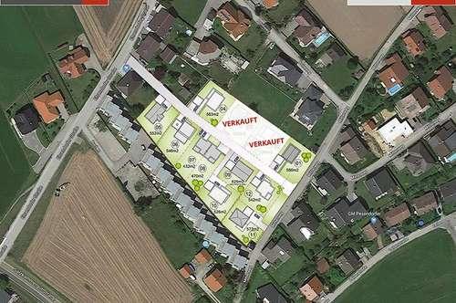 Grundstück inkl. Ziegelmassivhaus in Pinsdorf ab € 393.017