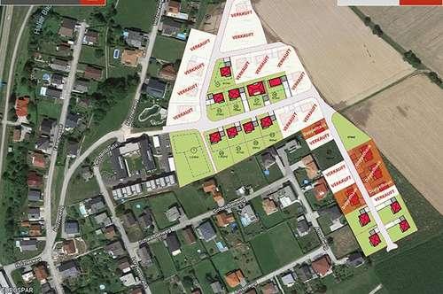 Bad Hall-762m² Grund + Ziegelhaus inkl. Keller ab € 396.075