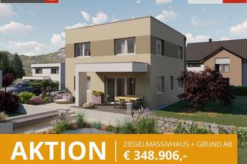 AKTION Weichstetten: Ziegelhaus+Grund ab € 348.906