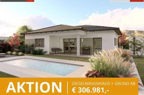 Ihr AKTIONSHAUS+Grund ab € 306.981 in Unterweitersdorf
