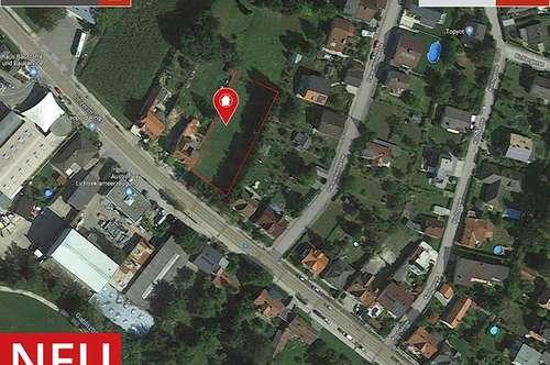 +++Baugrund für Einfamilienhaus oder Doppelhaus in Südlage zu verkaufen+++