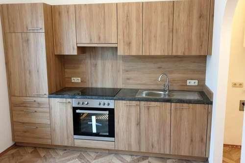 Küche Neu prompt verfügbar
