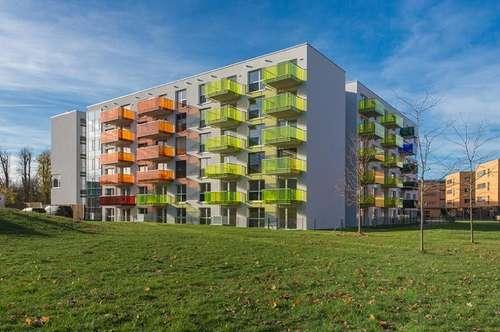 Möblierte 2-Zimmer-Wohnung im Stadtzentrum mit Garten - 1 Monat mietfrei!