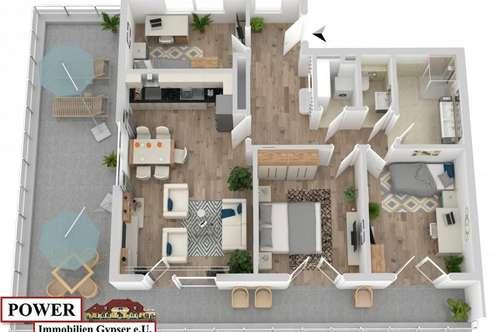 Die Extraklasse! Penthousewohnung zur Miete!