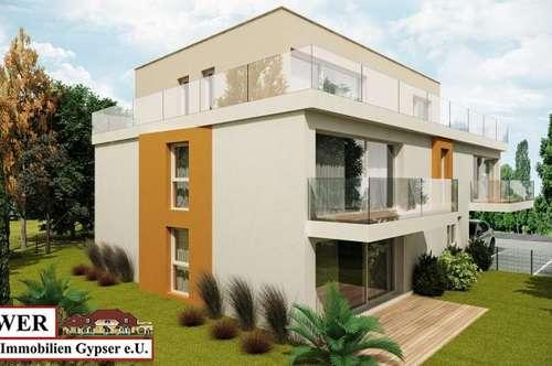 Gartenwohnung, stilvolle Eleganz! Neubau mit nur 4 Wohneinheiten in bevorzugter Lage!