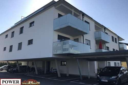 Neuwertige 3-Zimmer Wohnung mit Carport!