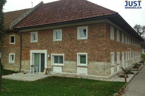 76 m² BAUERNHOFAMBIENTE - TERRASSE UND EIGENGARTEN
