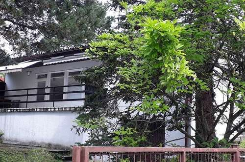 Hinterbrühl: Einfamilienhaus mit südseitiger Terrasse und Altbaumbestand in sehr guter Lage