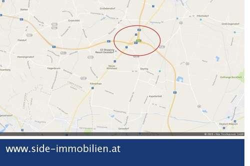 Betriebsgrundstück in verkehrsgünstiger Lage von 3.000 m² bis 12.000 m²