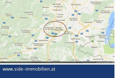 Betriebsobjekt mit Entwicklungspotenzial unweit A2 Knoten Wr. Neustadt zu kaufen
