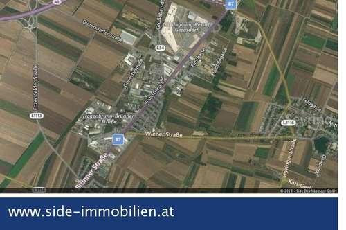 Gewerbegrundstück im Industriegebiet Hagenbrunn zu kaufen