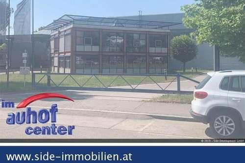 """Bürofläche und Lagerhalle im """"Auhof Center"""" mit direktem Anschluss an die A1 West Autobahn"""