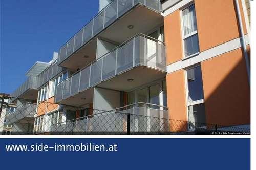 Helle 3-Zimmer-Wohnung mit Balkon in absoluter Grünruhelage