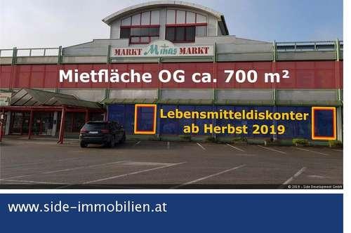 Gewerbefläche ca. 700 m² Nähe A9 Abfahrt Vogau/Straß zu mieten