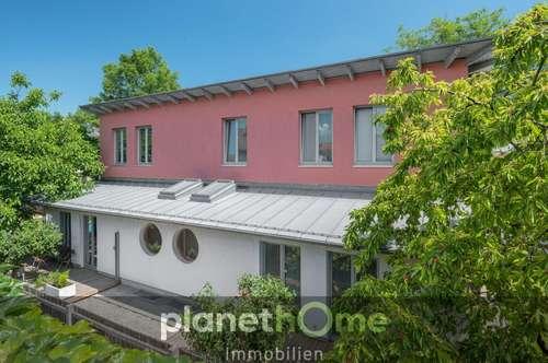 Architekten-Zweifamilienhaus in Korneuburg - 10 Minuten zu Fuß zum Hauptplatz
