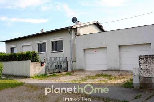 Bungalow mit 114 m² Garage