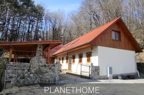 Liebevolles renoviertes Bauernhaus in idyllischer Ruhe- und Alleinlage mit 4,6ha