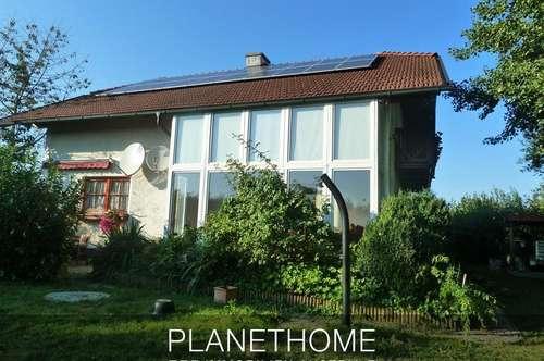 Sonniges Landhaus zum Wohnen und Arbeiten unter einem Dach