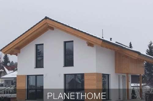 Niedrigenergiehaus inkl. Grundstück #wohngesund #modern #behaglich