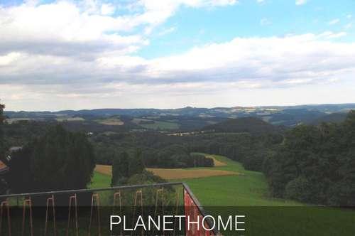 Heimwerker - Einfamilienhaus mit tollem Ausblick über die Bucklige Welt