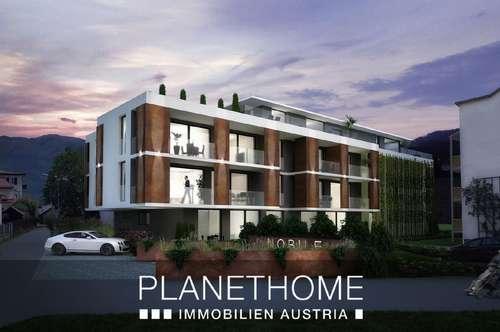 Neubau - Penthouse mit Terrasse