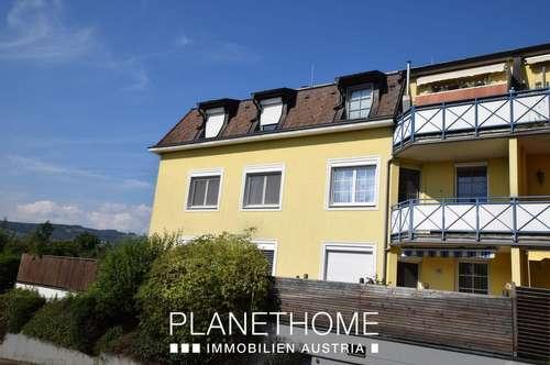 Sonnige 3-Zimmer-Wohnung nahe Pleschinger See!