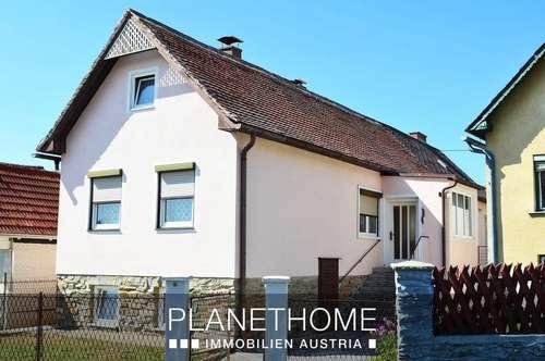 Sofort beziehbares Eigenheim in ruhiger Siedlungsrandlage!