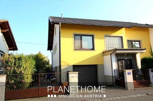 Einfamilienhaus in ruhiger Siedlungslage auf ca. 600 m² grossem Grundstück