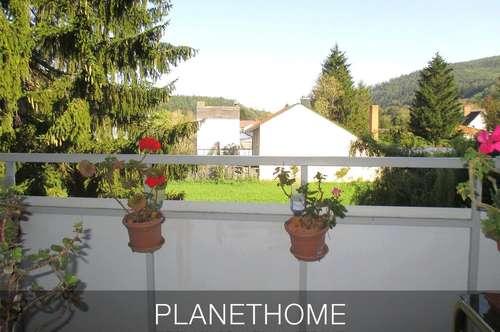Gepflegte Balkon-Wohnung in Reichenau an der Rax