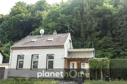 Höflein an der Donau! Einfamilienhaus in zentraler Lage!