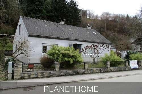 Einfamilienhaus mit Potential und großem Garten
