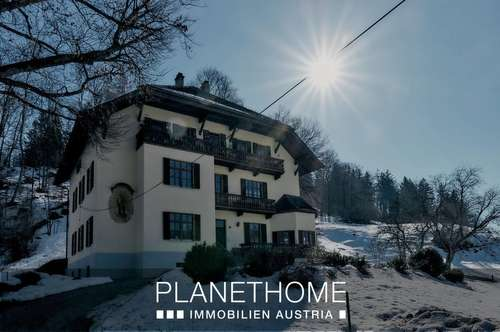 Land- und Forstwirtschaft im Passions- und Festspielort Erl in Tirol