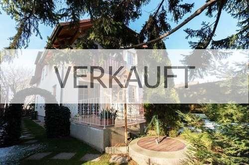 """""""VERKAUFT in 3 Tagen - Einmaliges Angebot: Einfamilienhaus in Oberlaa"""""""