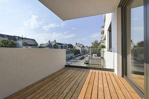 Traumhafte 2 Zimmerwohnung mit Balkon!