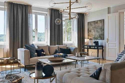 Exklusive DG Maisonette mit Terrasse und wunderschönem Fernblick