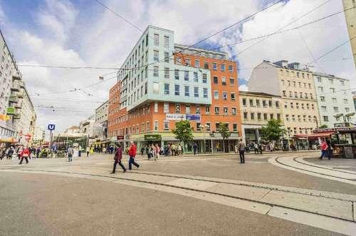 Geschäftsfläche in der Fußgängerzone direkt bei der U1 Reumannplatz