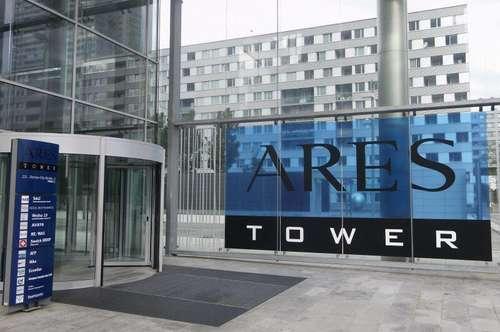Moderne Büros im Ares Tower