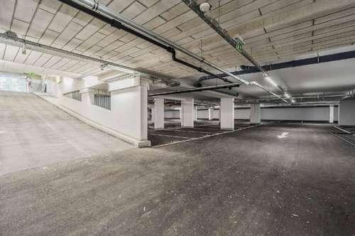 Garagenstellplatz direkt an der Erdberger Lände