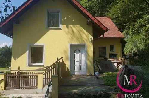 Einfamilienhaus mit Entfaltungspotenzial in Lebing/Floing