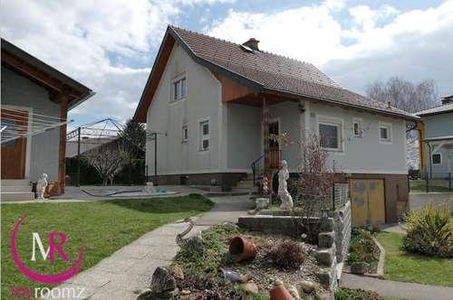 Einfamilienhaus mit Nebengebäude in sonniger Lage in Neutillmitsch