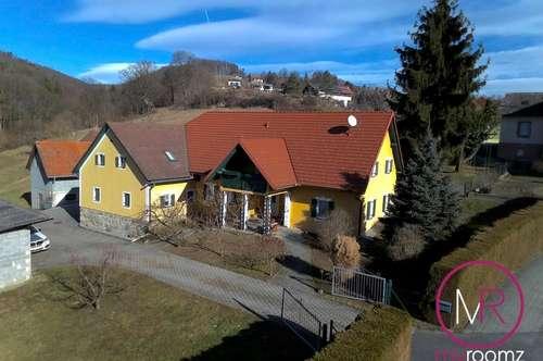 Wohnhaus mit Gästehaus in Bad Gleichenberg