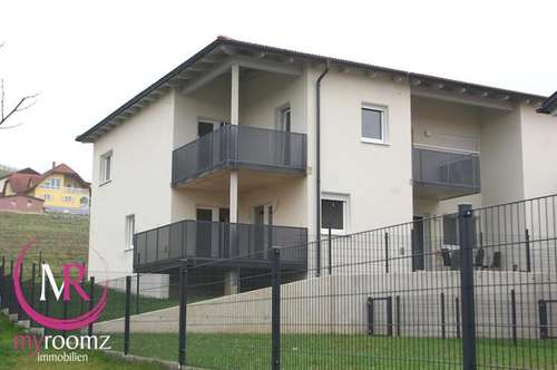Neubau-Hausteil in gutdurchdachter Wohnsiedlung in St. Stefan im Rosental