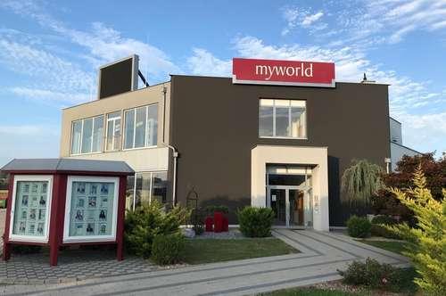 "Wunderschöne Bürofläche in der ""myworld"" in Feldbach"