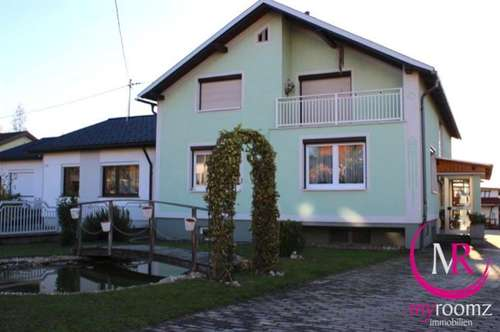 Wohnhaus und Hof mit Nutzungsvielfalt in Kleinpetersdorf