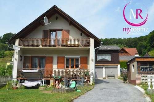Großgesinntes Wohnhaus mit Potenzial in Feldbach/Nähe